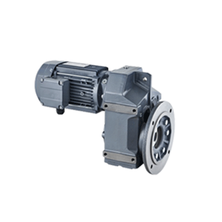 F Series Parallel-shaft Helical Gear Reducer
